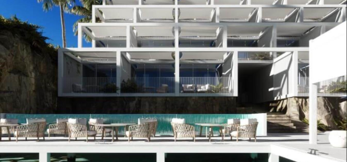 Golden Coast Waterfront Condos - Two Bed A
