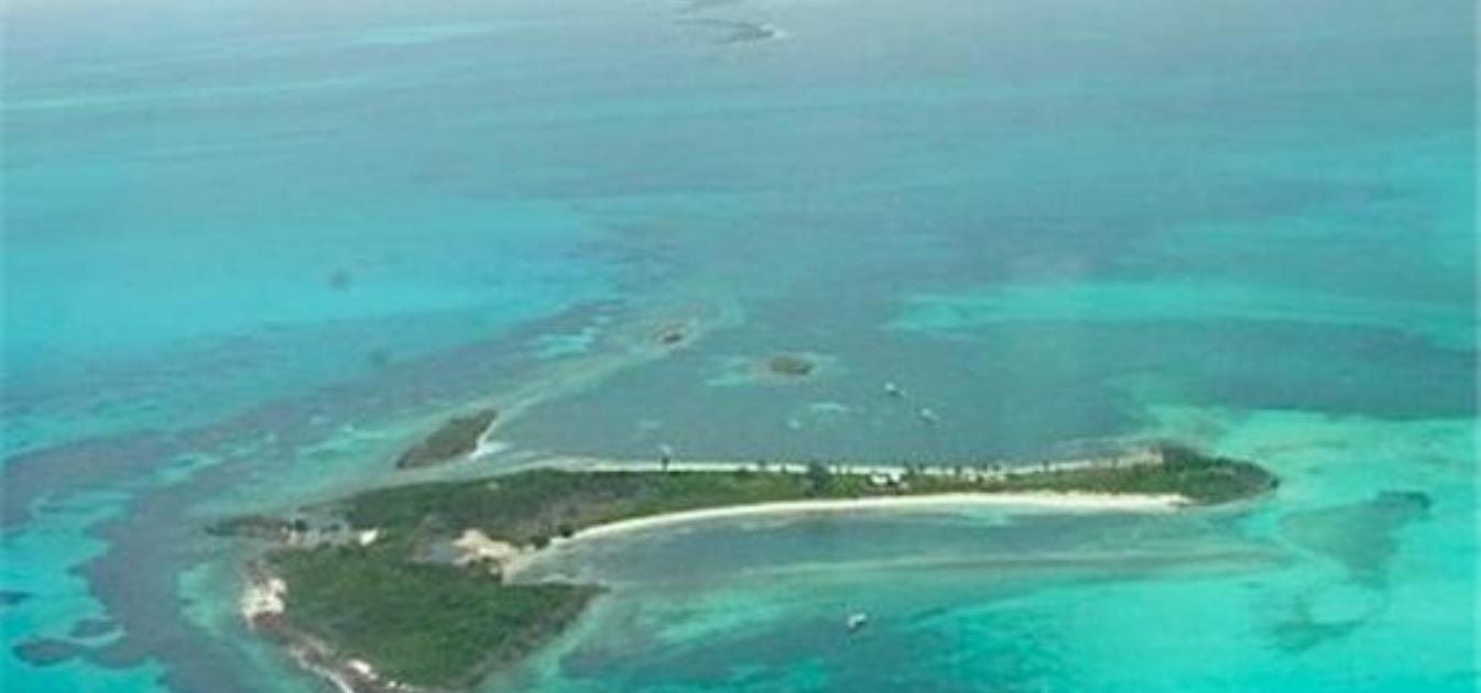 Private Island The Cay