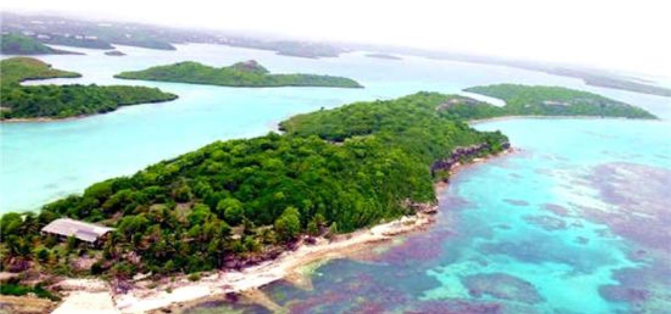 Private Island Pelican Island