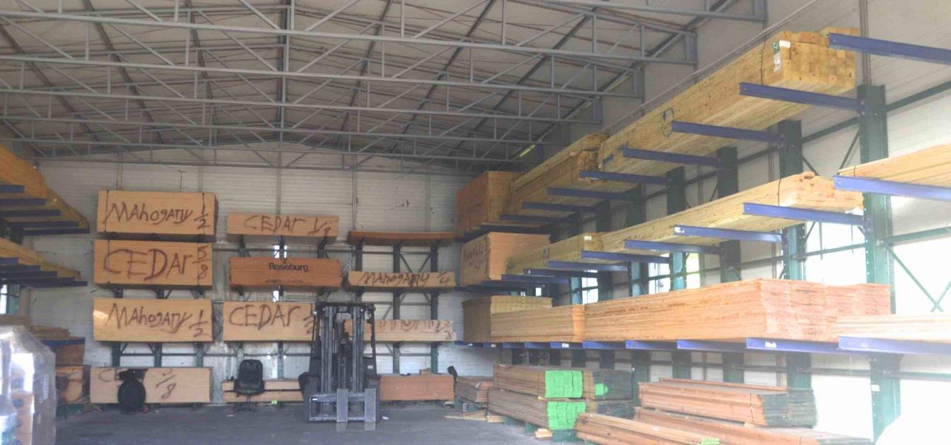 Caribbean Woods Building Supplier