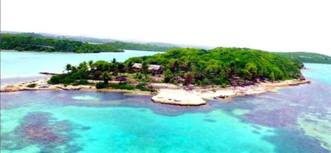 PRIVATE ISLAND Pelican Island - Antigua