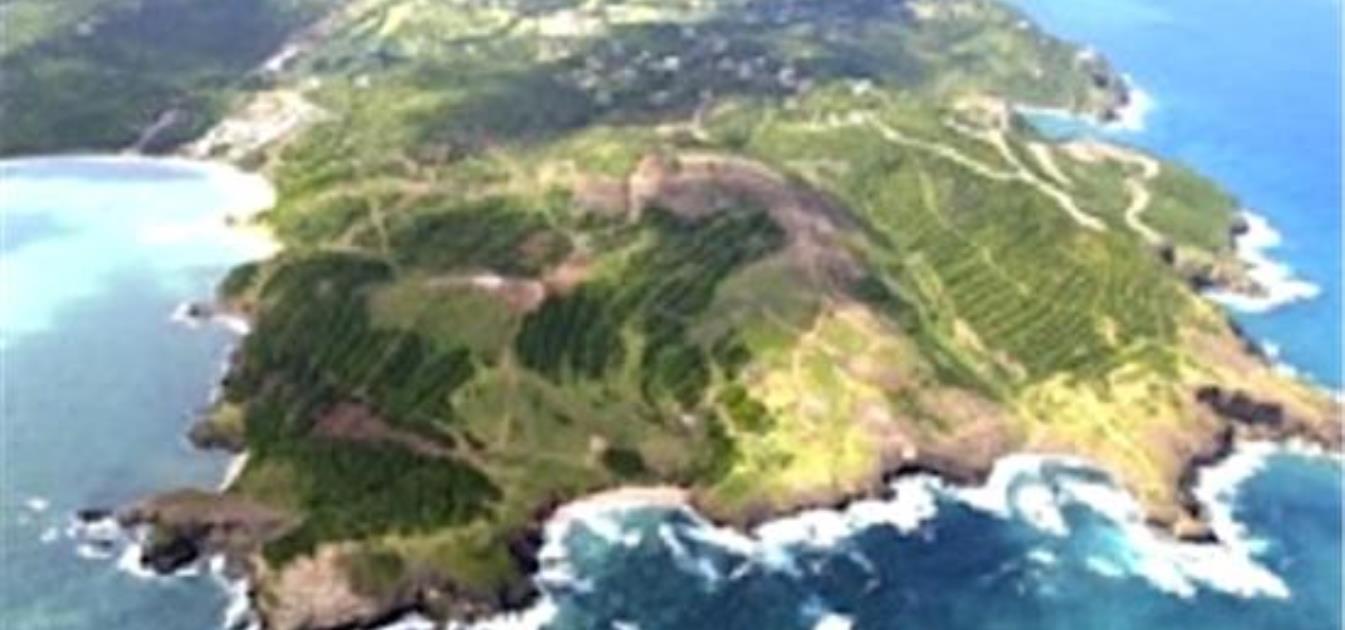 Cap Estate Plot of Land