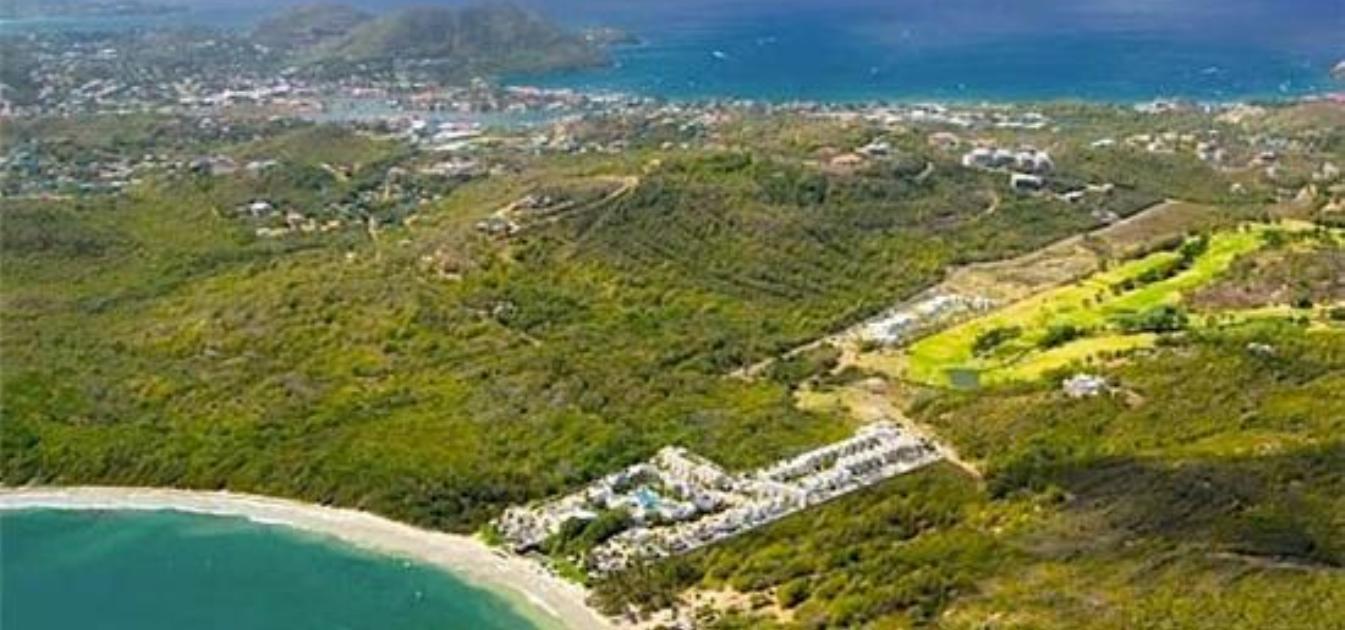 Beachside Villa