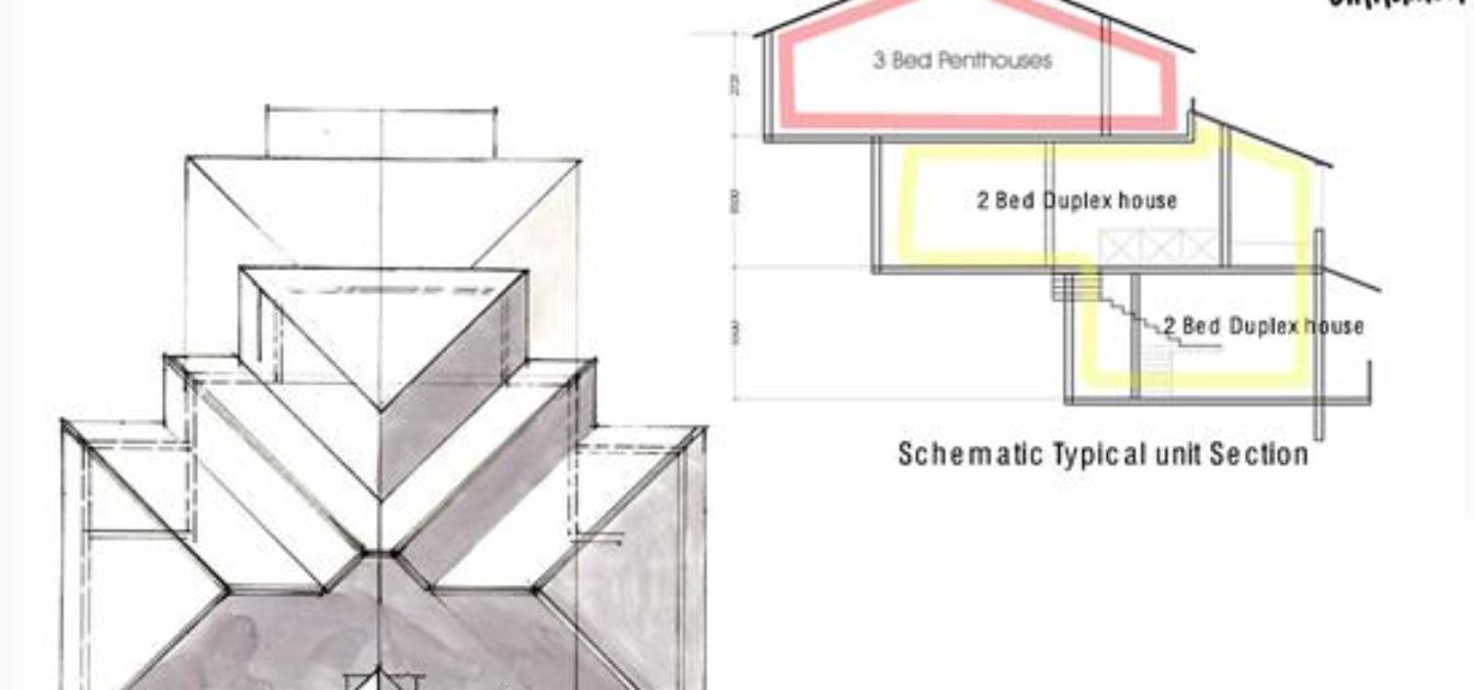 Mount Cinnamon 2 Bed Duplex