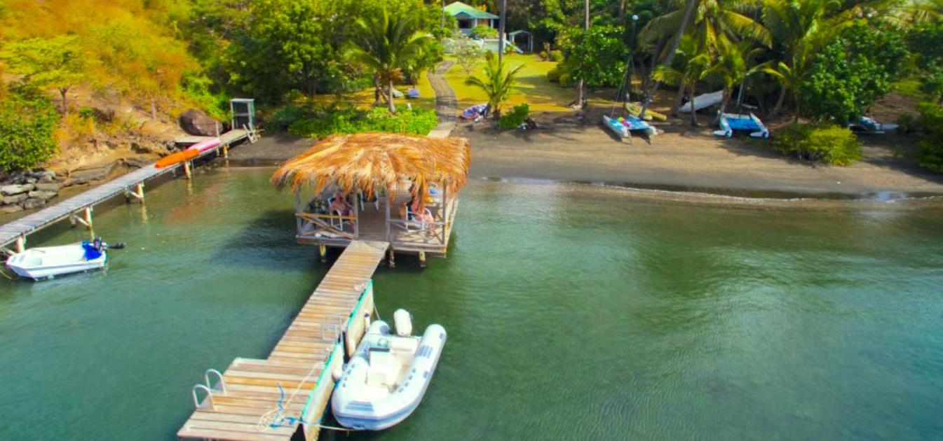 12 Bedroom Modular Luxury Property with Private Beach Front and Dock