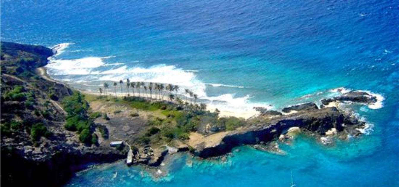 PRIVATE ISLAND Petit Nevis