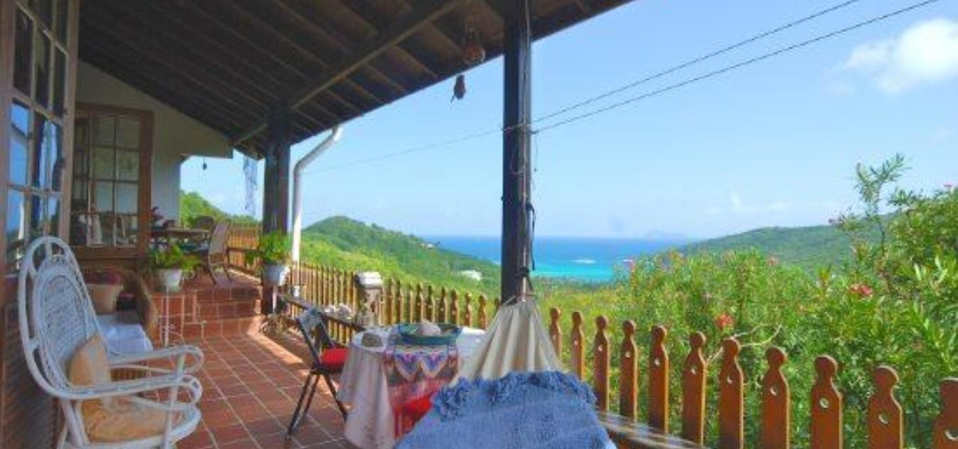 Bequia House Peapatch