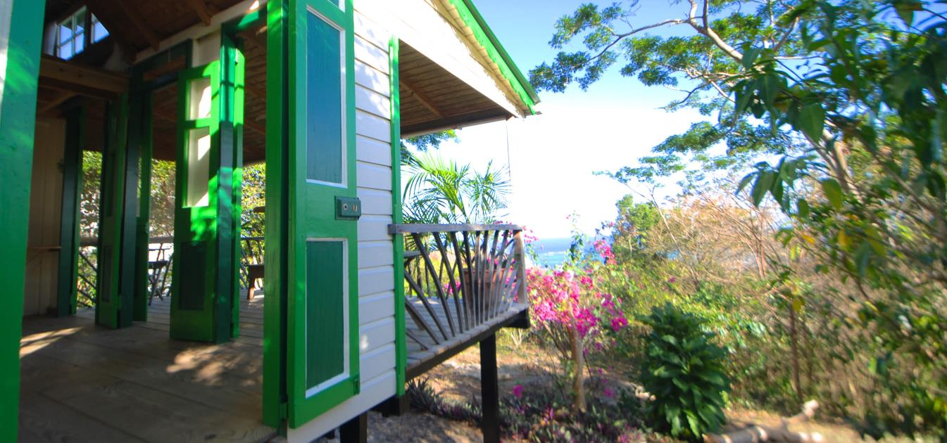 Carriacou Boat Builder's House & Cottage