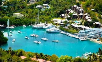 Marigot Bay Apartment 4D
