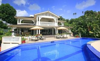 Marigot Bay Sun Villa