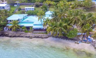Bequia Beachfront Estate - 3 or 4 Bedroom Villa