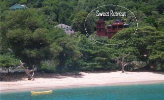 Sweet Retreat Villa