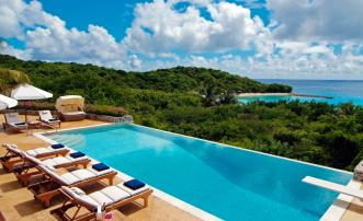 Big Blue Ocean 5 Bed Morpiceax Villa