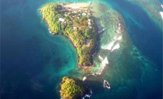 Young Island Entire Private Island