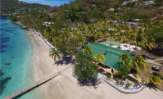 Plantation Hotel Bequia - Beach Front Villa