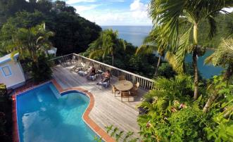 The Great House of Marigot Bay