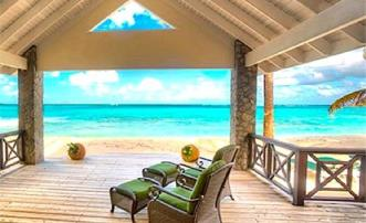 Seafeather Villa Palm Island Resort