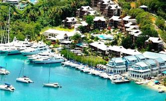 Marigot Bay Capella Hotel