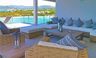 Private Luxury Beach Resort Villa
