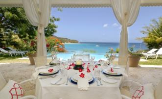 Blue Waters - Mustique