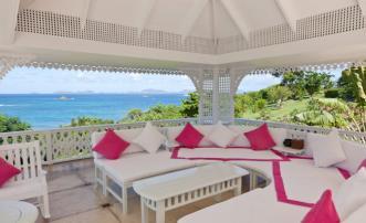 Frangipani Villa - Mustique
