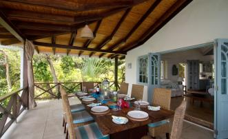 Ravenala House - Bequia
