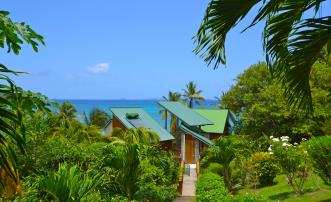 New Eden - Bequia Beach House With Pool