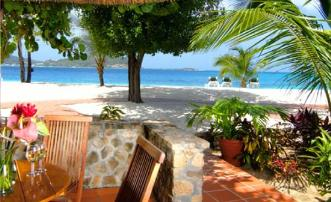 Sea Grape Suite - Palm Island Resort - Palm Island