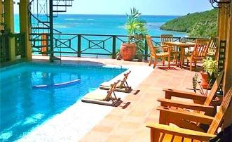 Reef View Pavilion Villa