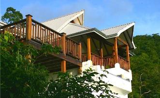 Dandakaio Villa