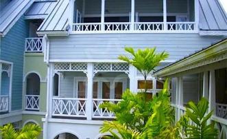 Marigot Bay Apartment 4D