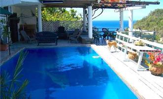 Marigot Blue Maho Villa