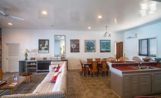 Bequia Beachfront Estate - 3 or 4 Bedroom Villa