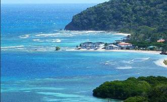 Davids Beach Hotel - Union Island
