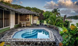 Young Island Luxury Cottages