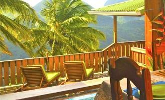 Piton Deck Villa